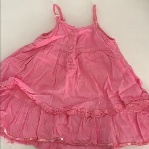 Mish mish Pink Dress for Babies